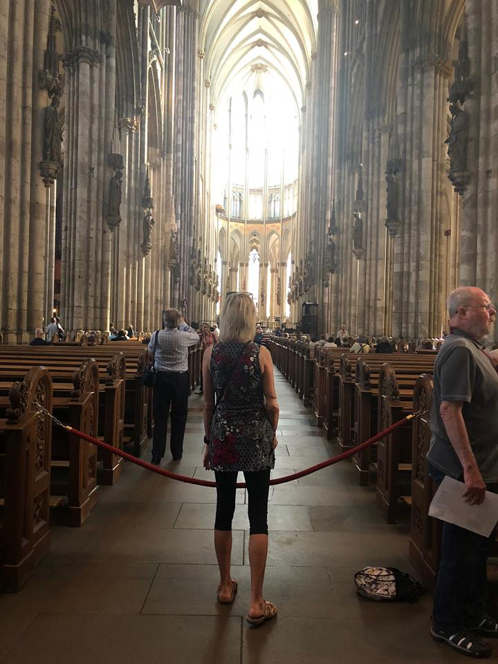 Viking Grand European Cruise Cologne Cathedral