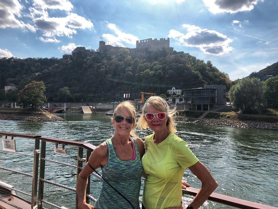 Viking Grand European Cruise exercising