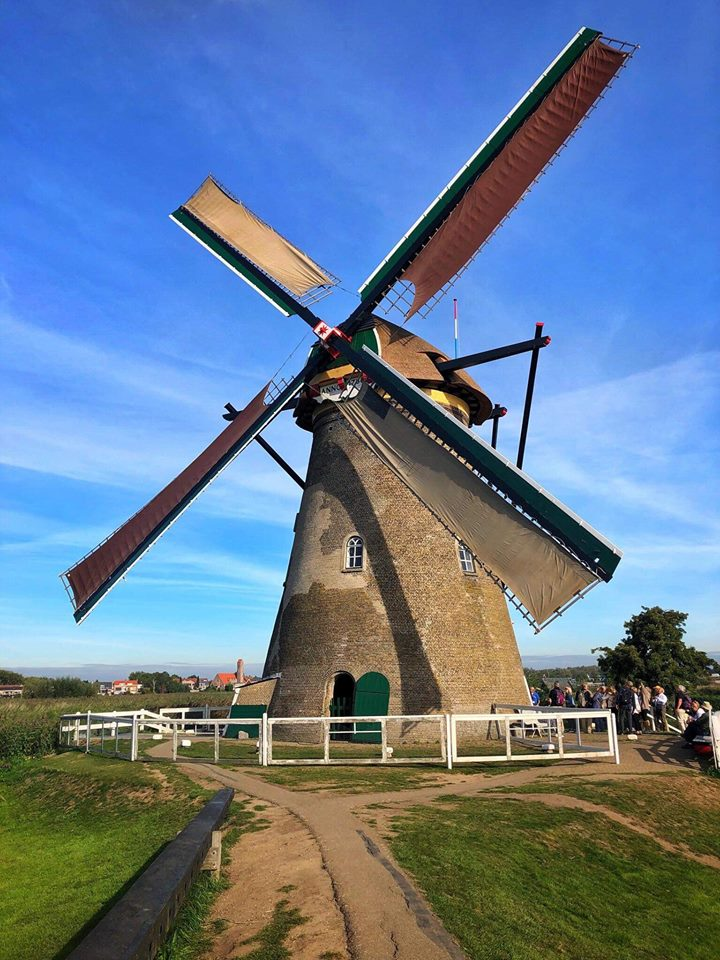 Viking Grand European Cruise windmill