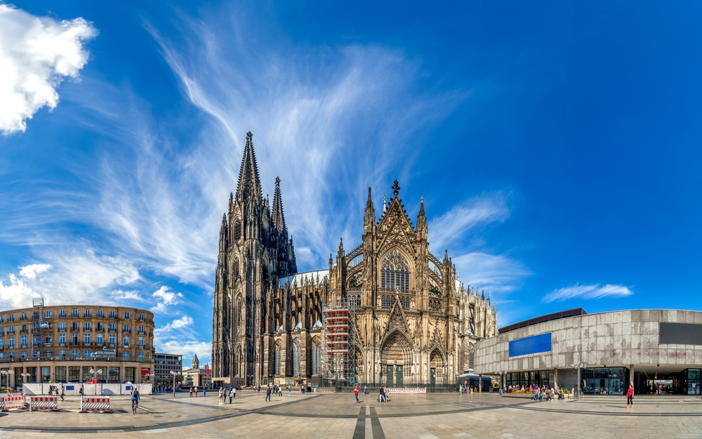 Viking Grand European Tour Cologne Cathedral Germany