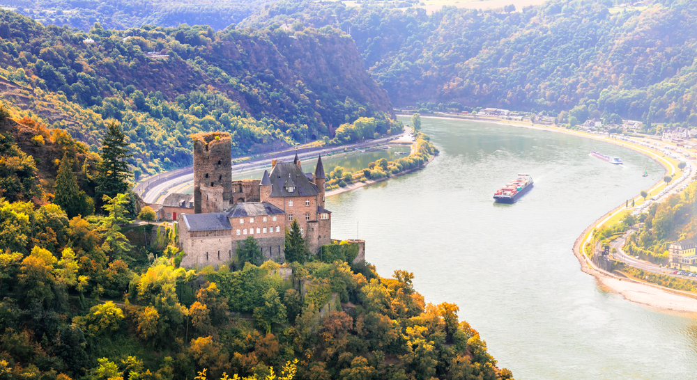 Viking Grand European Tour Romantic Rhine