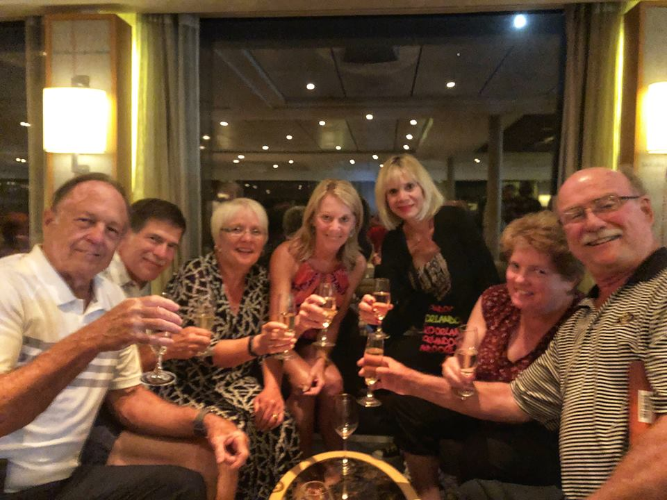 Viking European Cruise winners Grand