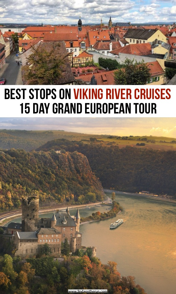 Best Stops On Viking River Cruises 15 Day Grand European Tour | Viking River Cruises Travel Tips | Europe Travel Tips | European River Cruises | best things to do on Viking Grand european Tour River Cruise | Viking cruise Europe