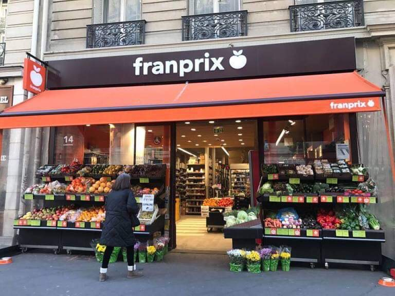 Vegan in Paris Fran Prix