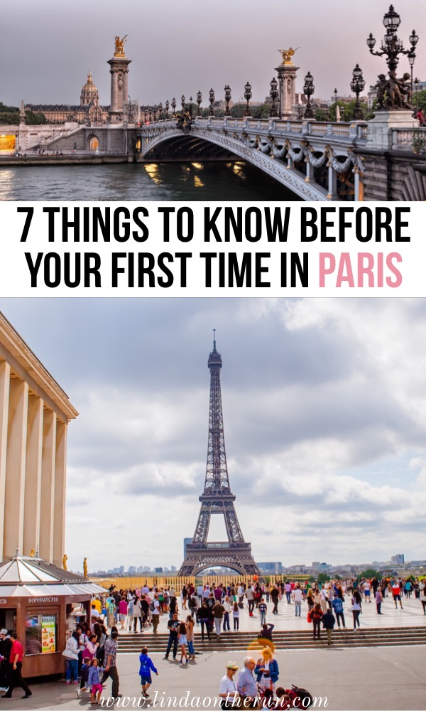 7 Things To Know Before Your First Time In Paris | First time itinerary for Paris | what to do in Paris | things to do in Paris on your first trip | paris travel tips | traveling to Paris france #paris