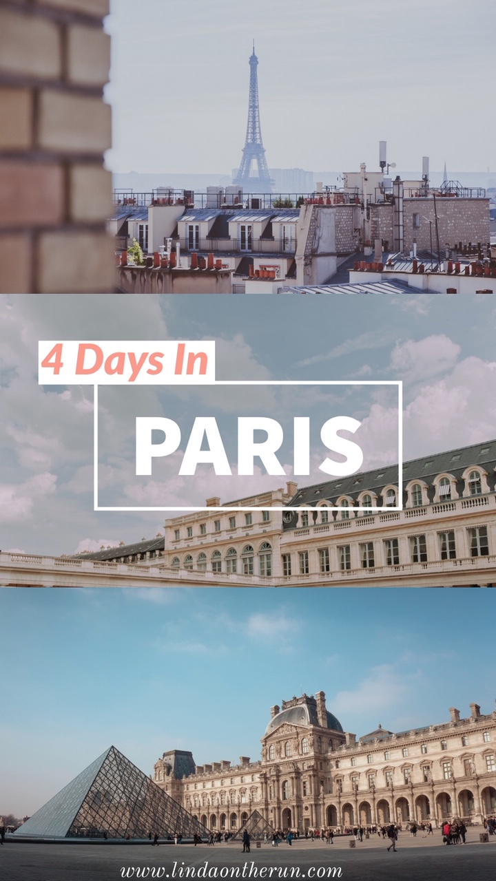 How to spend 4 days in Paris   The Ultimate 4 Days In Paris Itinerary   Paris itinerary for four days   long weekend in paris   hidden gems in Paris   best things to do in paris in 4 days   Paris travel tips   Traveling to Paris in four days itinerary
