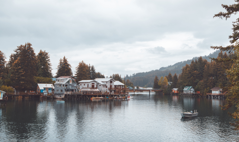 Seldovia is one of the top places to ferry to from Homer