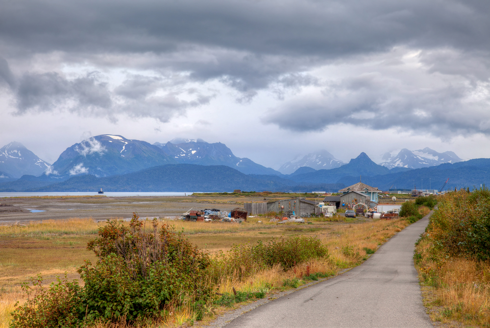 Hiking, biking and running are things to do in Homer