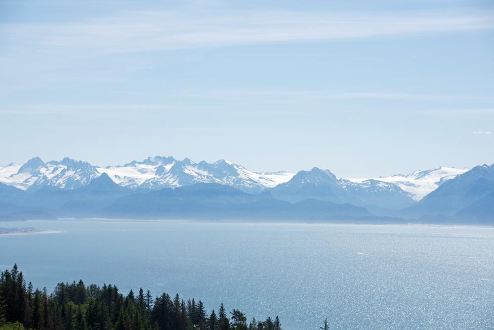 Homer Alaska views