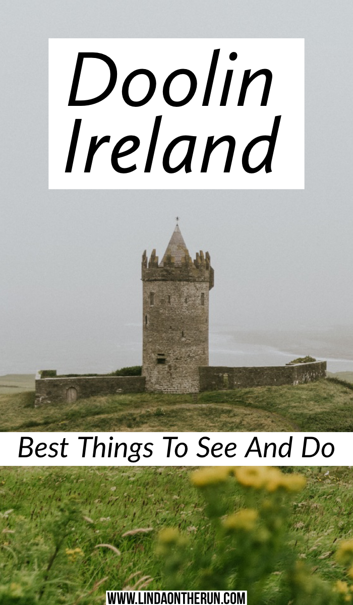 Doolin Ireland: The Best Things To See And Do | Visit A Castle In Doolin Ireland | Travel tips for Ireland | what to do in Doolin