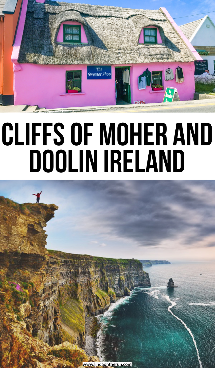 Cliffs Of Moher And Doolin Ireland