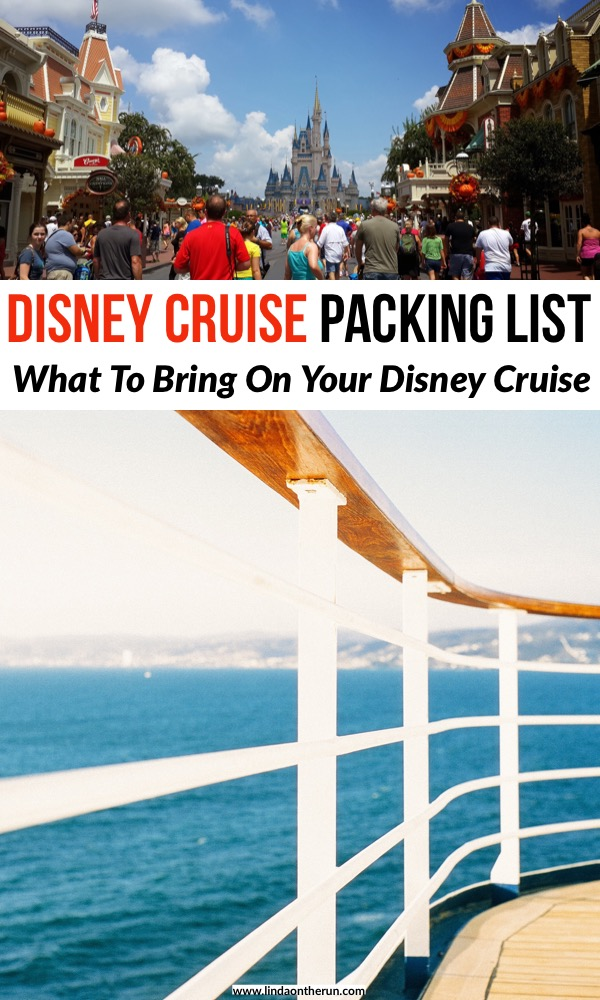 Disney Cruise Packing List: what to bring on your Disney cruise | best clothes to pack for disney | Disney cruise line travel tips | how to pack for your cruise | packing list for cruises | How to pack for Disney world and a disney cruise