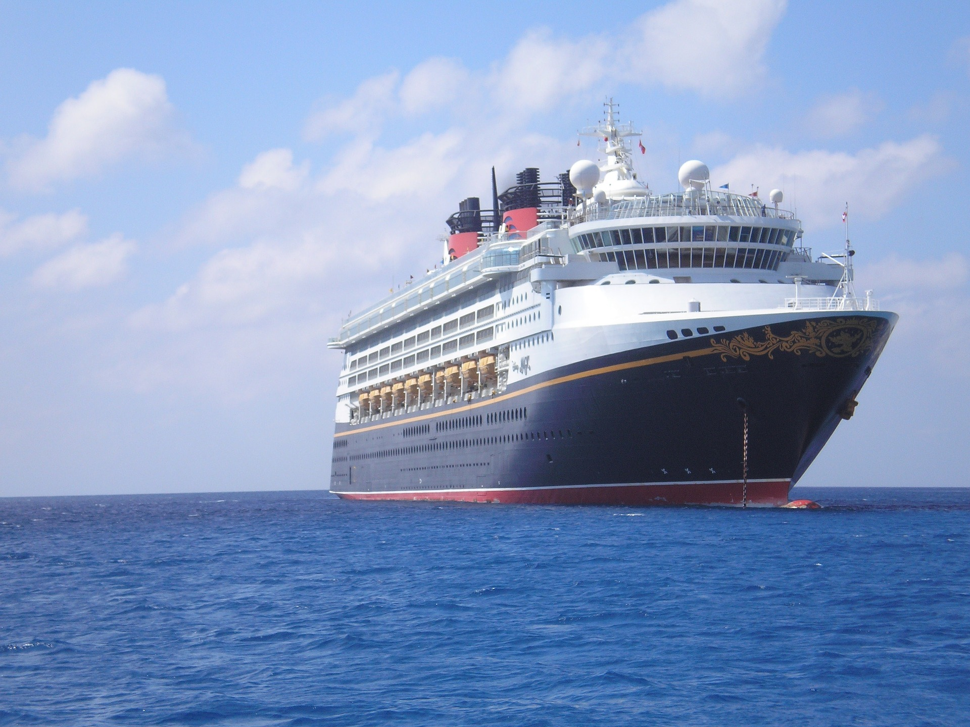 Disney cruise packing list ship at sea