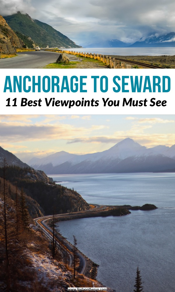 11 Best Stops On The Drive From Anchorage To Seward Alaska | best things to do in Anchorage alaska | best things to do in seward Alaska | tips for traveling the seward highway in Alaska | alaska travel tips | traveling to alaska