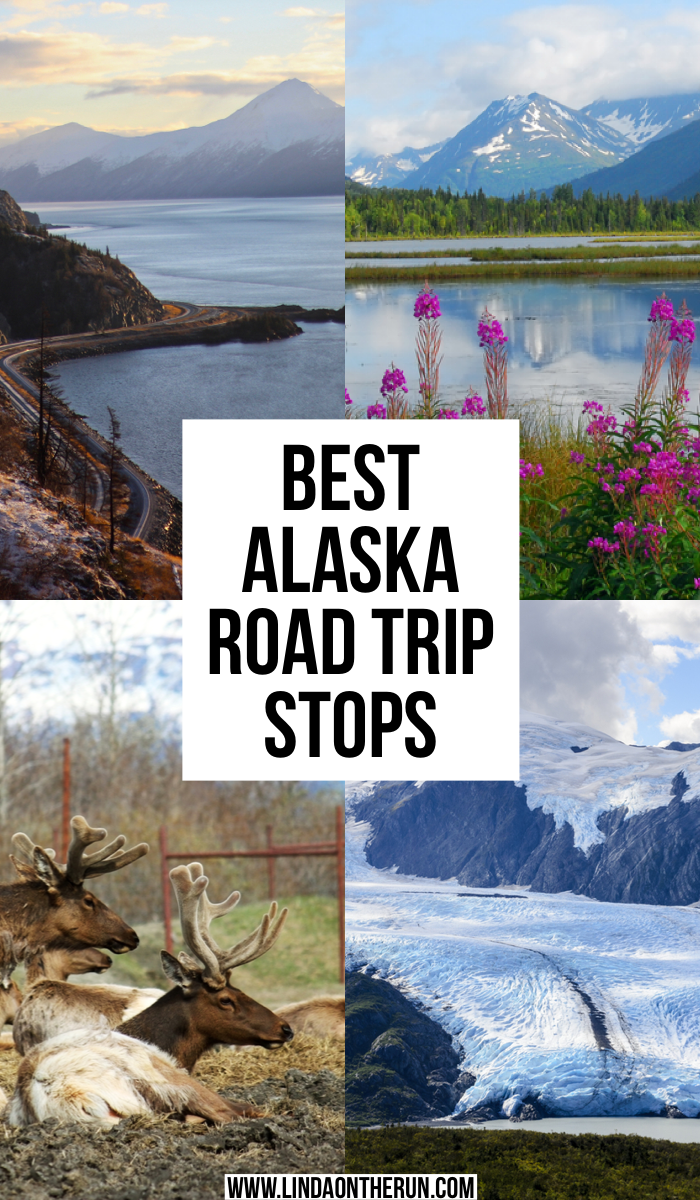 11 Best Alaska Road Trip Stops | how to plan an alaska road trip along the seward highway | best things to do in alaska | tips for planning an alaska road trip | tips for planning your alaska itinerary | alaska travel stops | what to do in alaska