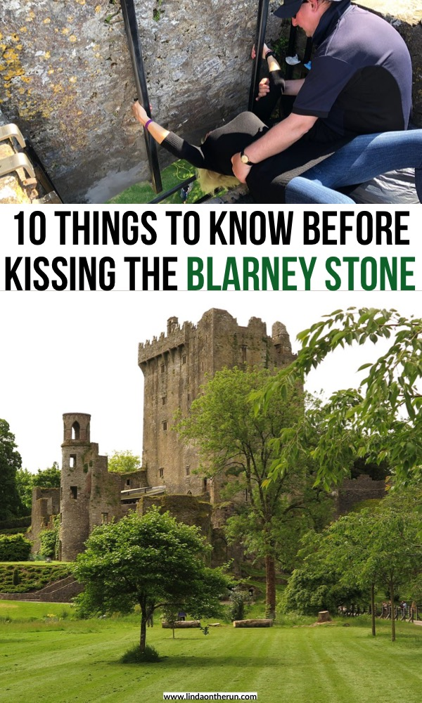 10 Things To Know Before You Kiss The Blarney Stone | Ireland travel tips | Blarney Stone in Ireland | Ireland's Blarney Stone | best things to do in Ireland | what to do in Ireland | touristy things to do in Ireland