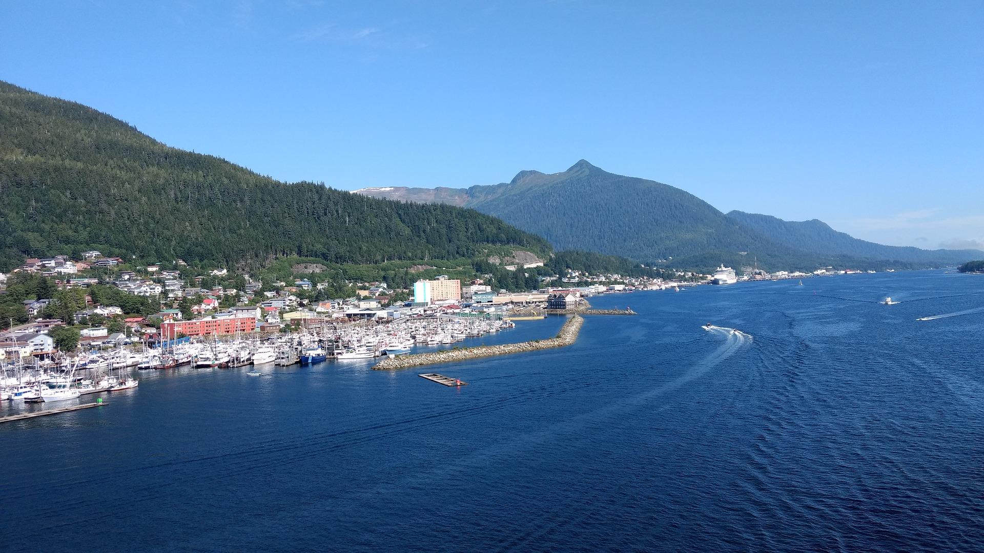 towns in Alaska Juneau