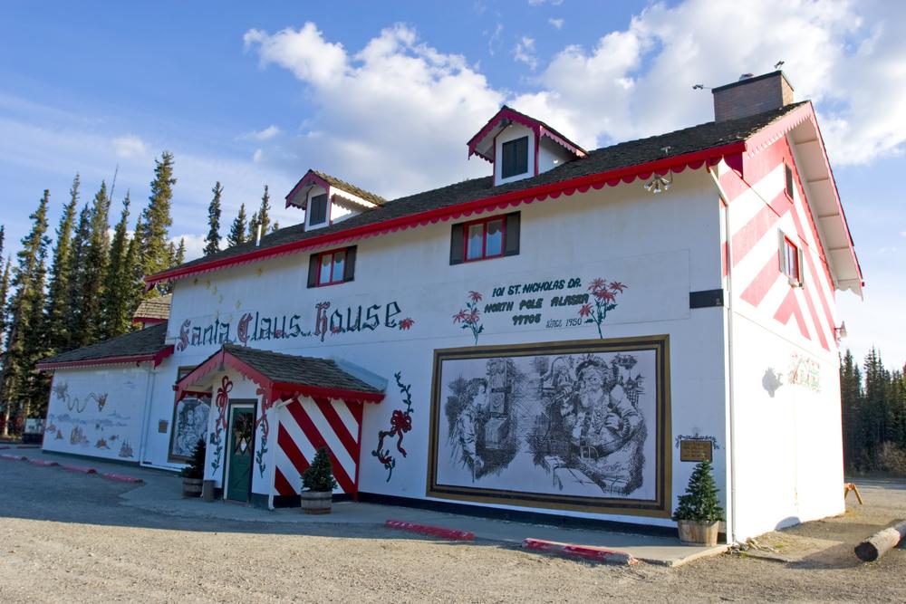 towns in Alaska North Pole