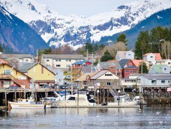 towns in Alaska Sitka