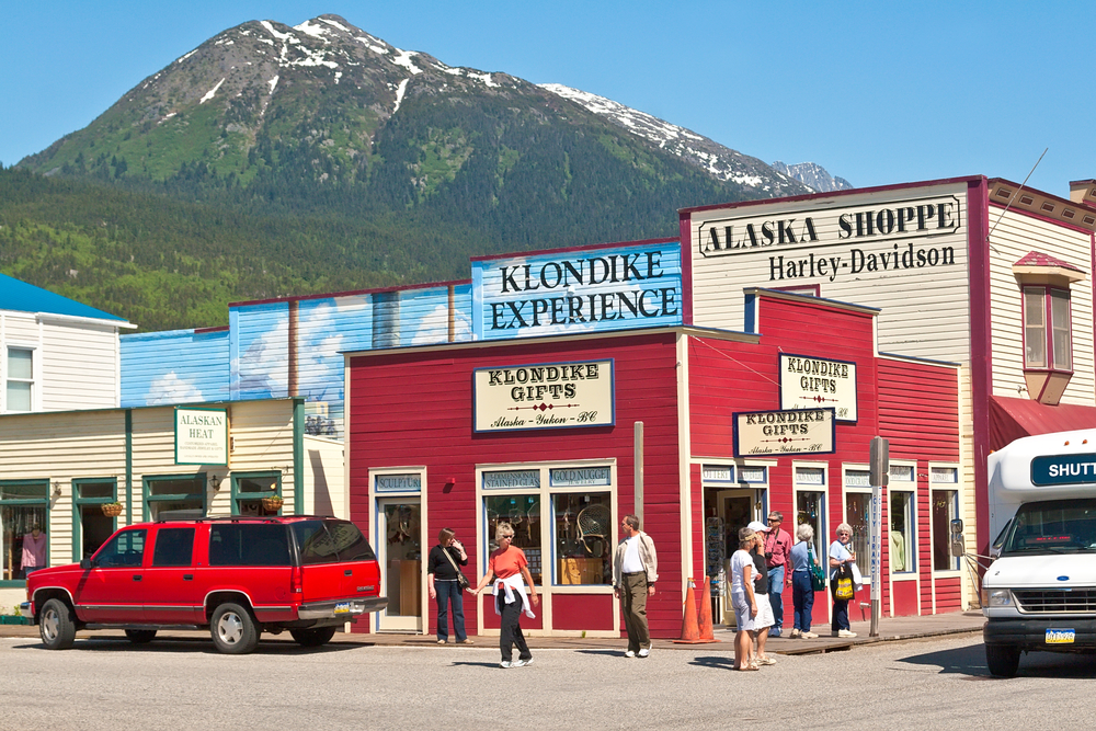 towns in Alaska Skagway
