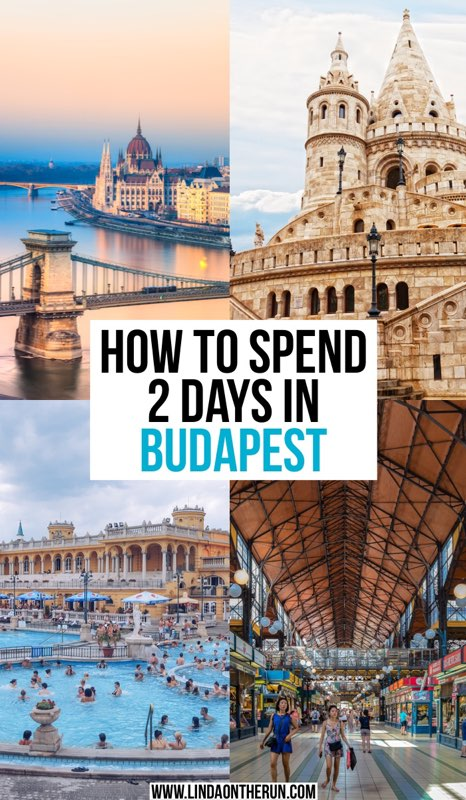 2 days in Budapest pin 2