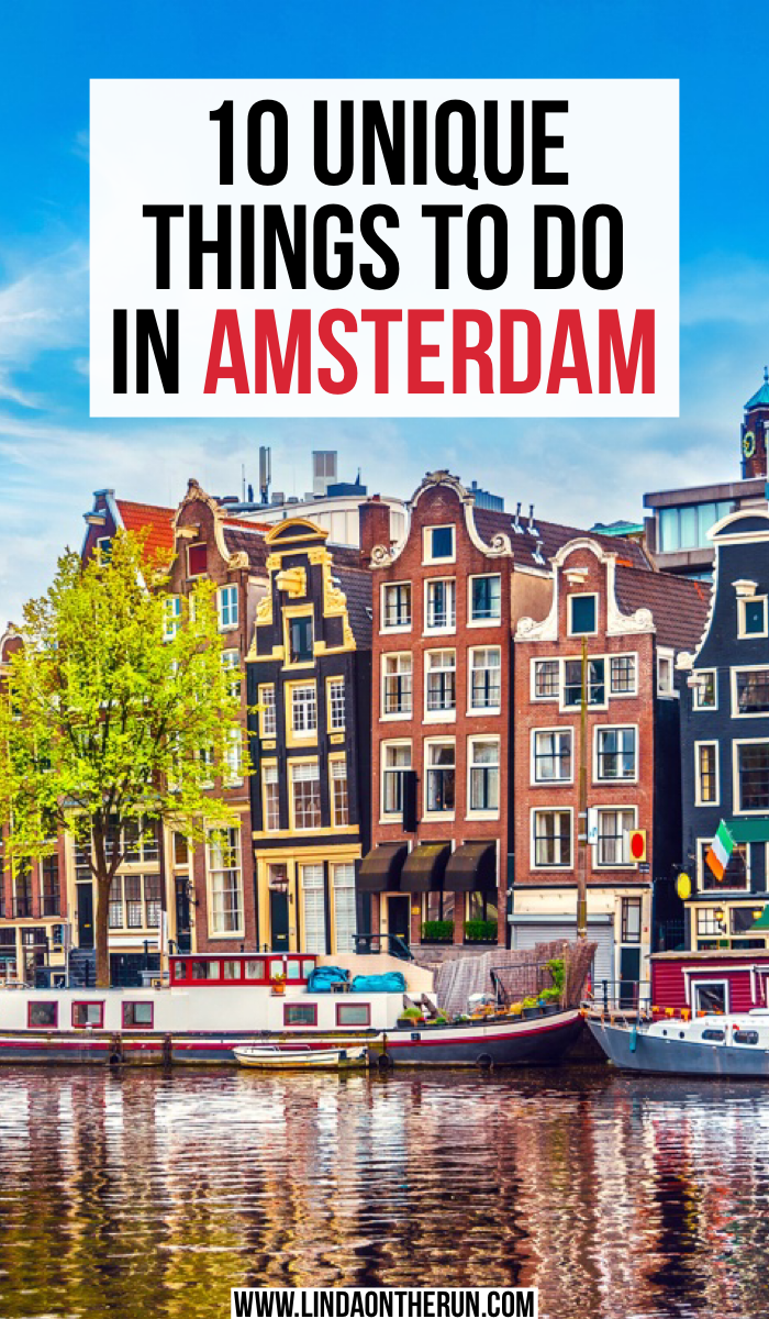 10 unique Things to do in Amsterdam