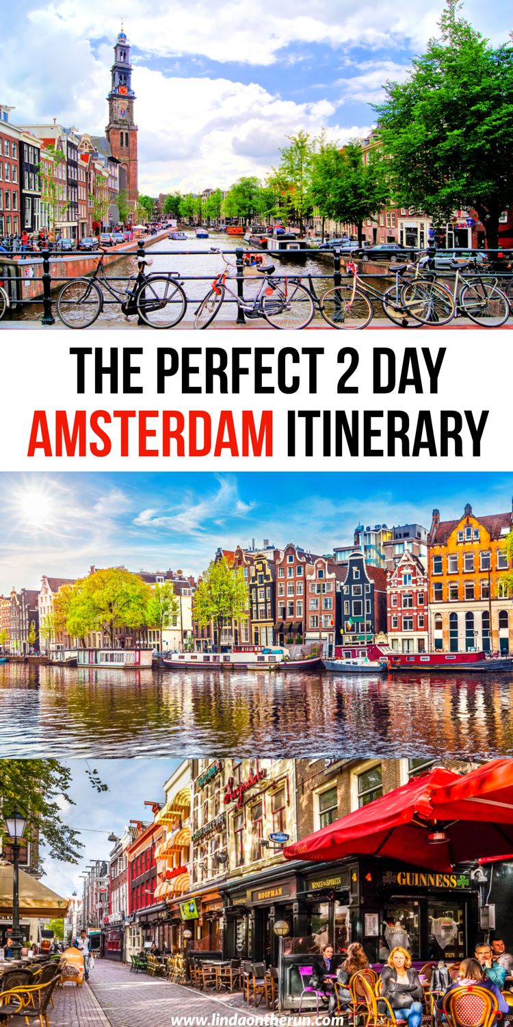 How to spend 2 days in Amsterdam