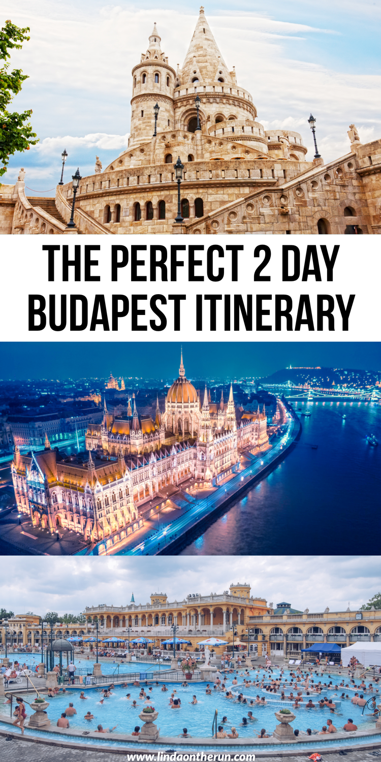 The perfect 2 day budapest itinerary