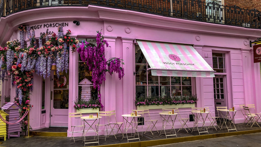 Beautiful places in London Peggy P