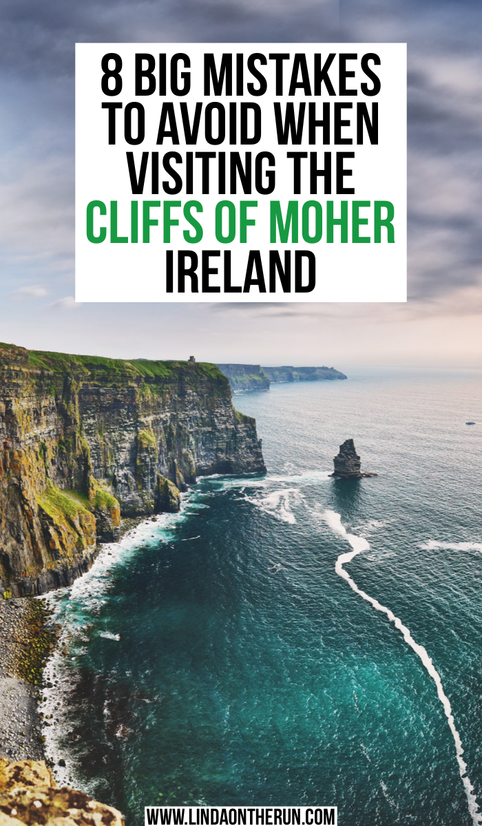 Cliffs of Moher Pin 2