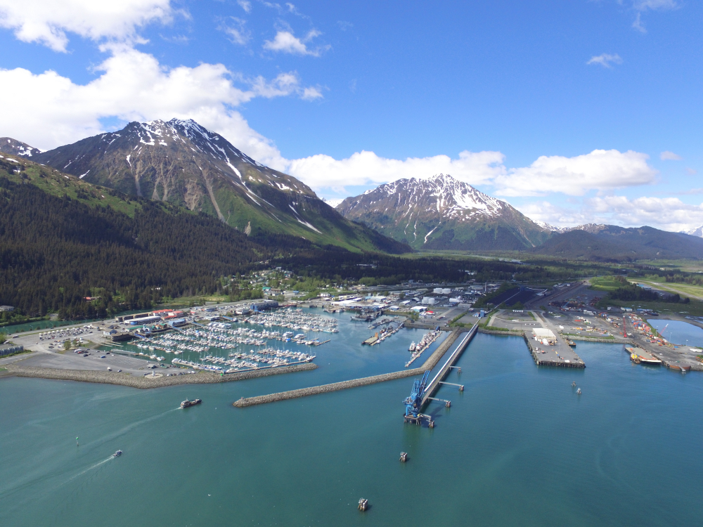 7 Things To Know Before Visiting Seward Alaska ariel view