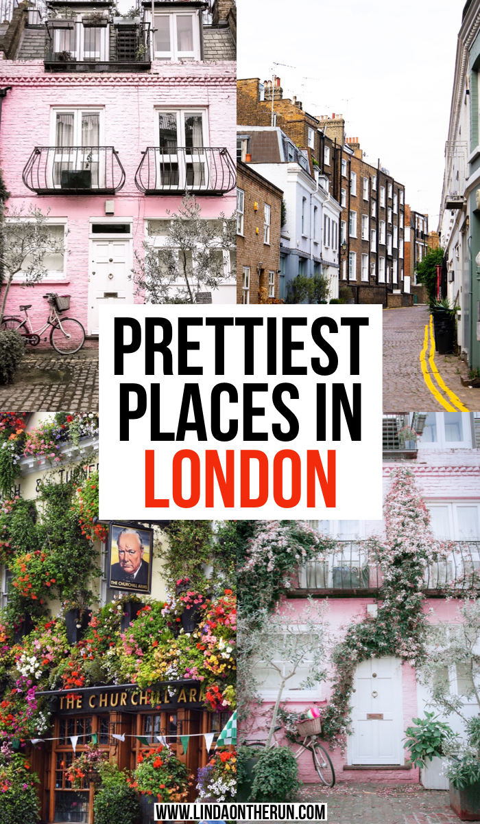 Most beautiful places in London