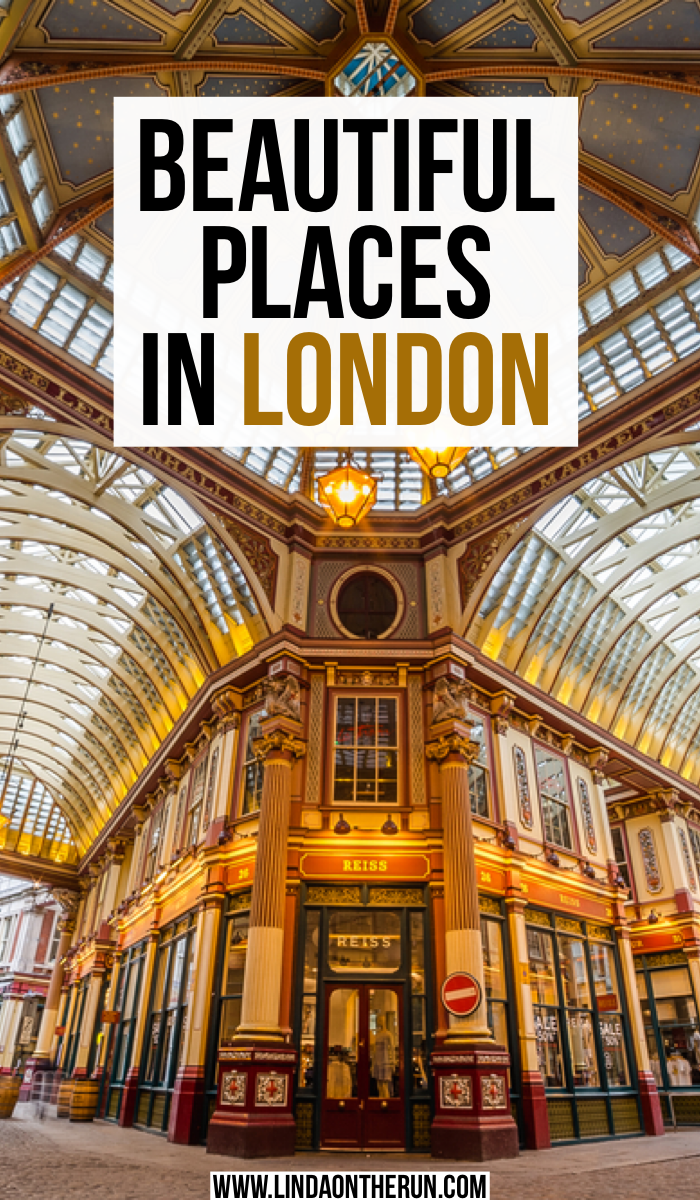 Beautiful places in london