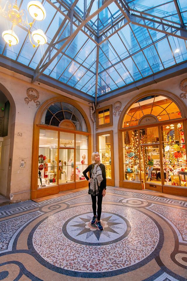 Unusual things to do in Paris hidden passageways