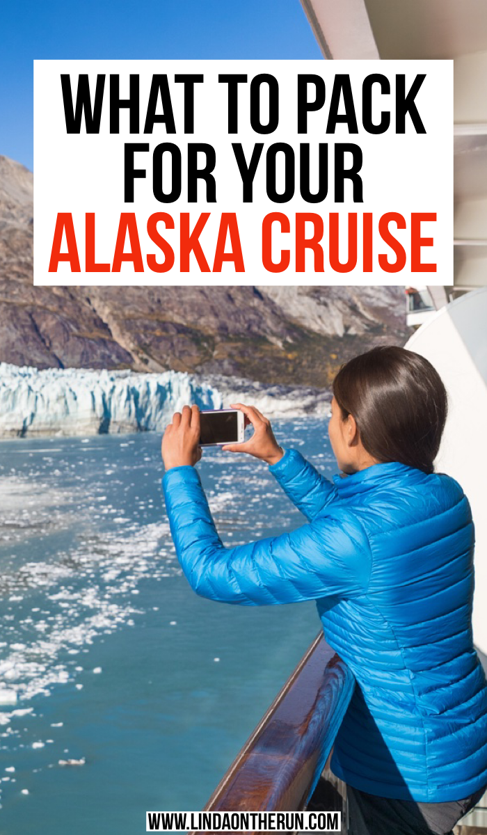 What to pack for your alaska Cruise