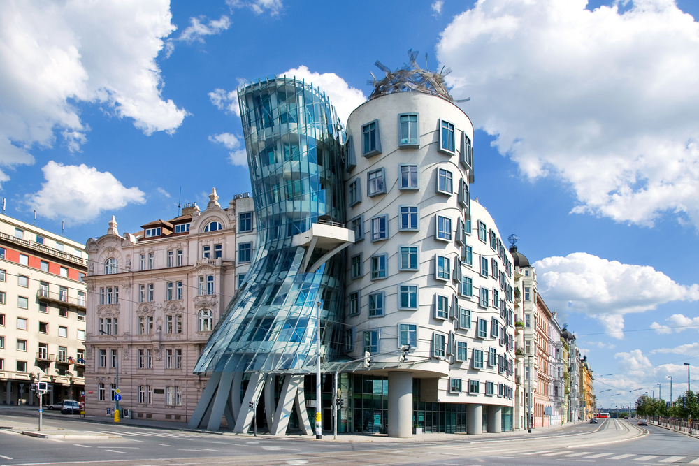 2 days in Prague Dancing House