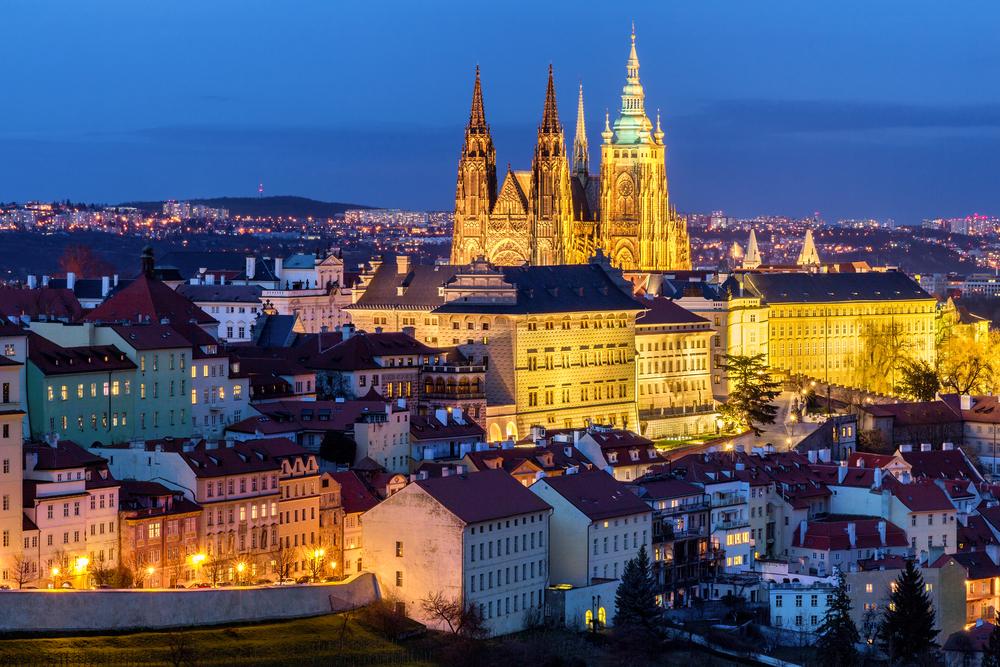 2 Days in Prague Prague Castle Complex