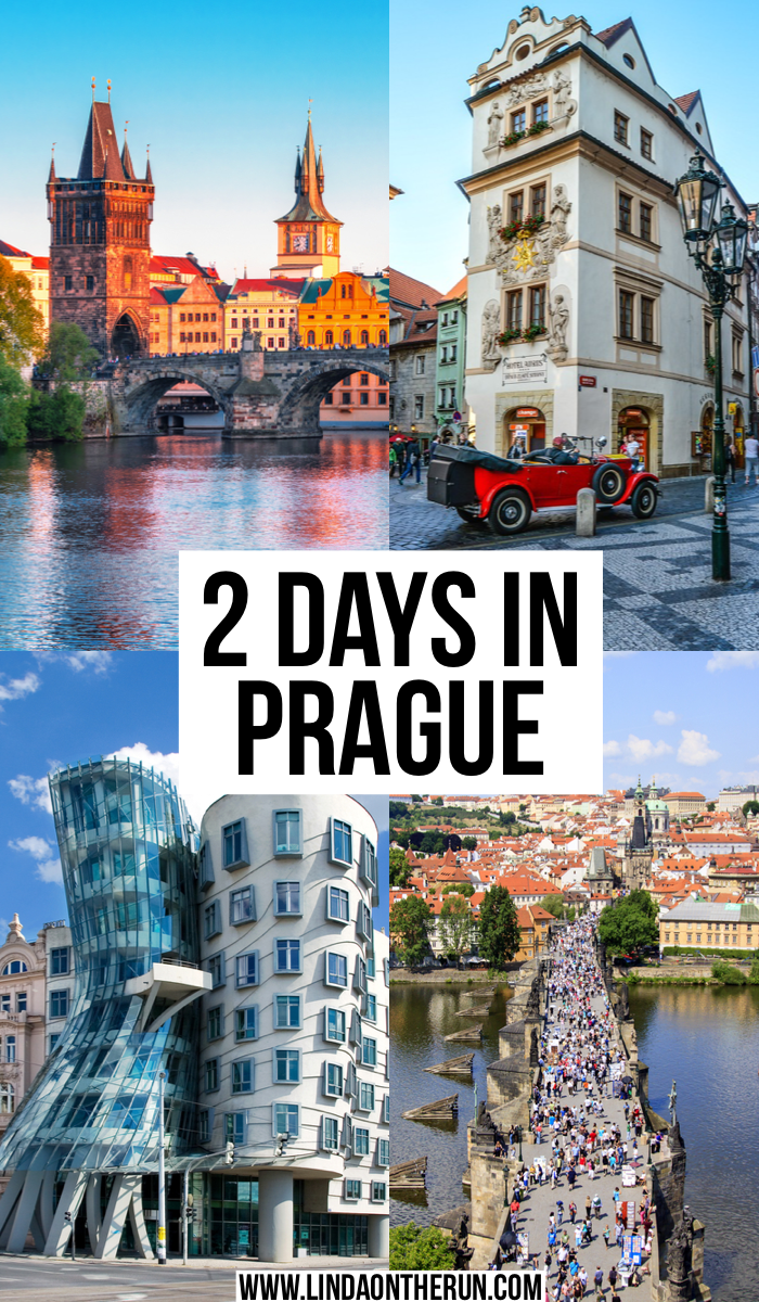 how to spend 2 days in Prague Czech Republic