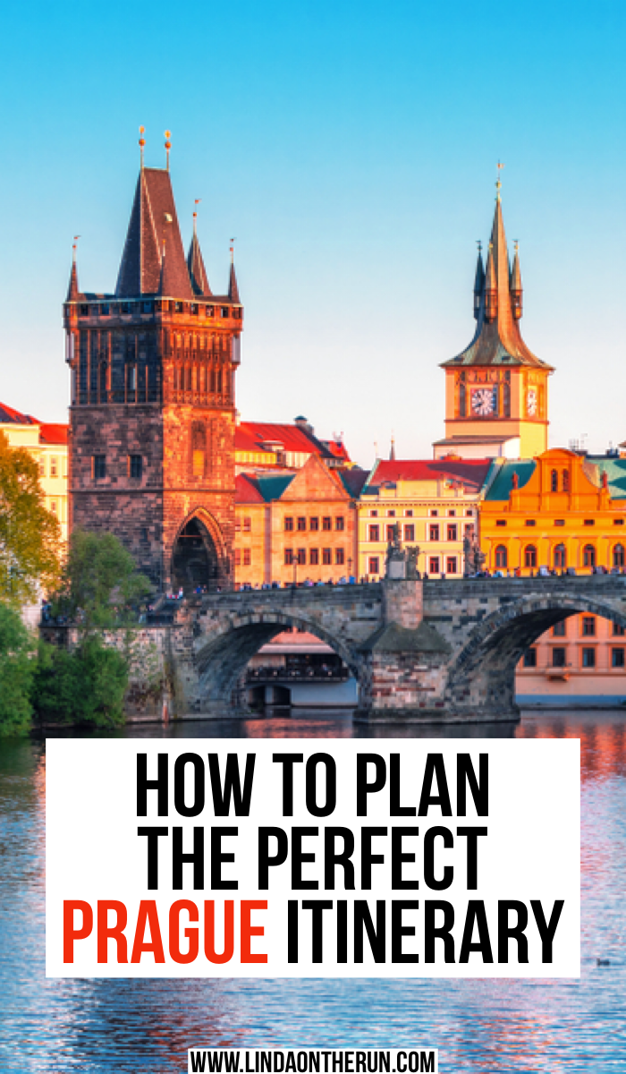 how to plan the perfect prague itinerary