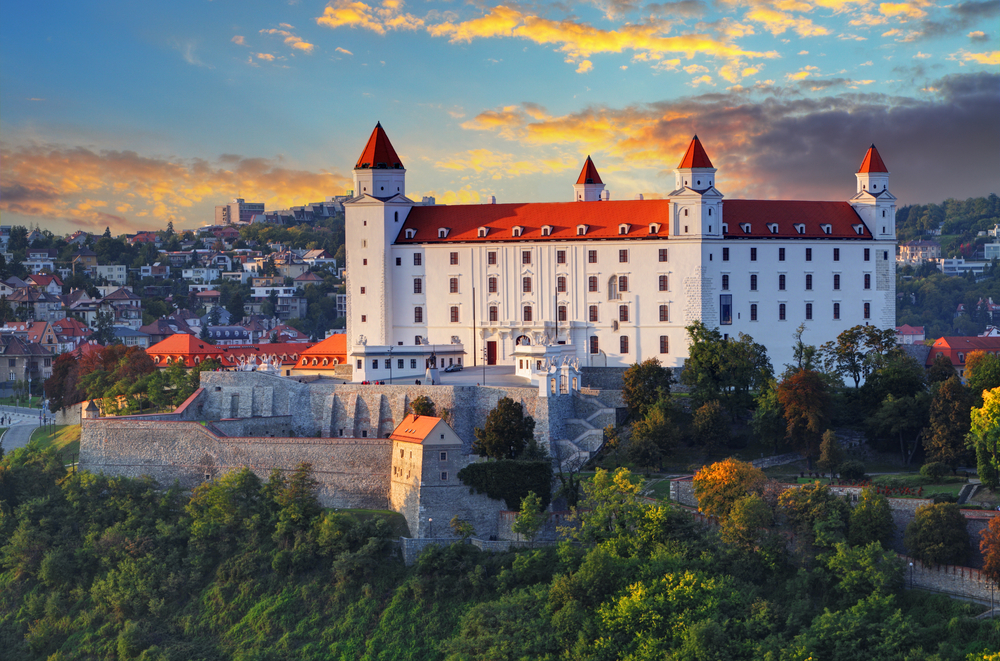 Things to do in Bratislava Castle