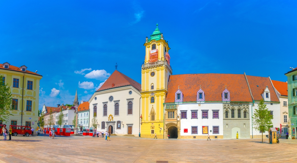 Things to do in Bratislava Old Town Hall and Tower