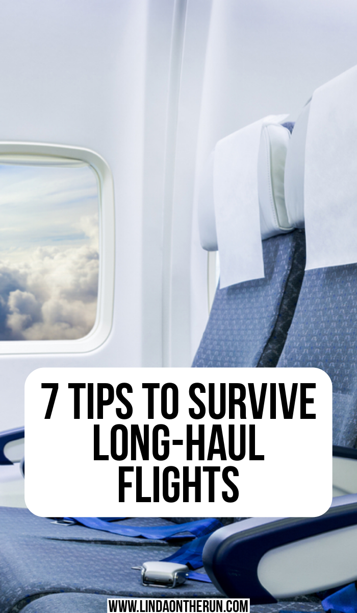 7 tips to survive long-haul flights
