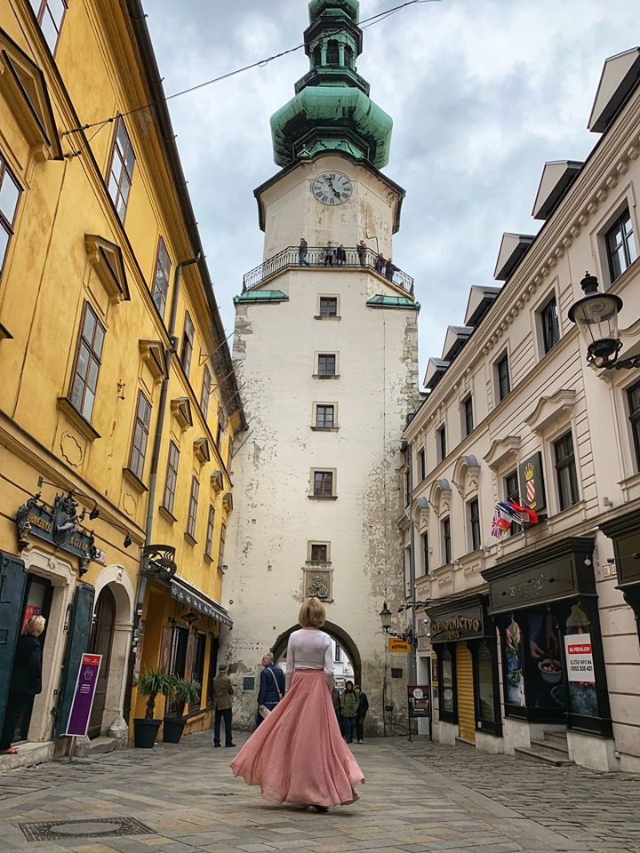 Things to do in Bratislava St Michael's Gate