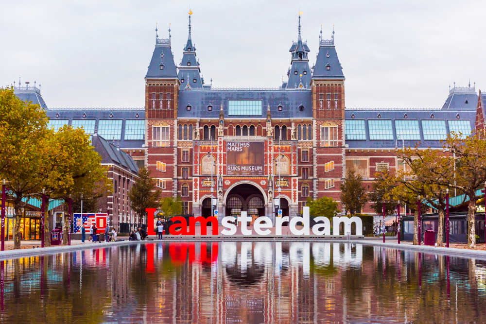 1 day in Amsterdam museums