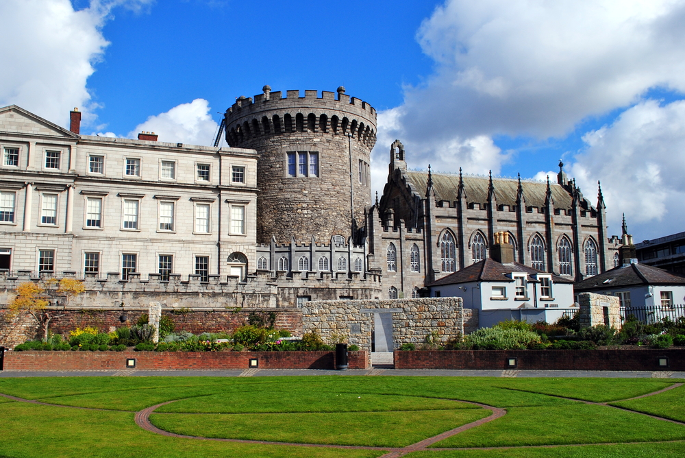 1 day in Dublin, Dublin Castle