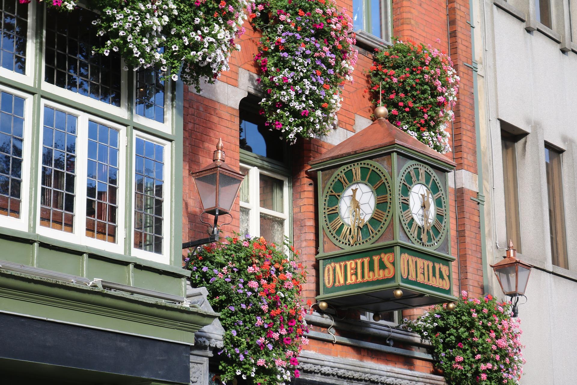 1 day in Dublin Oneills Pub