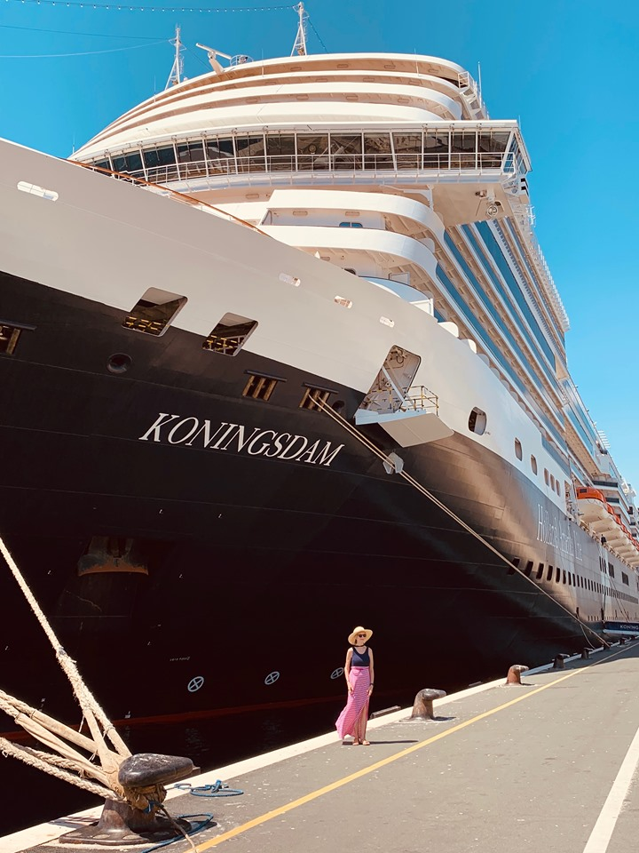 Holland America Mediterranean Cruise Koningsdam