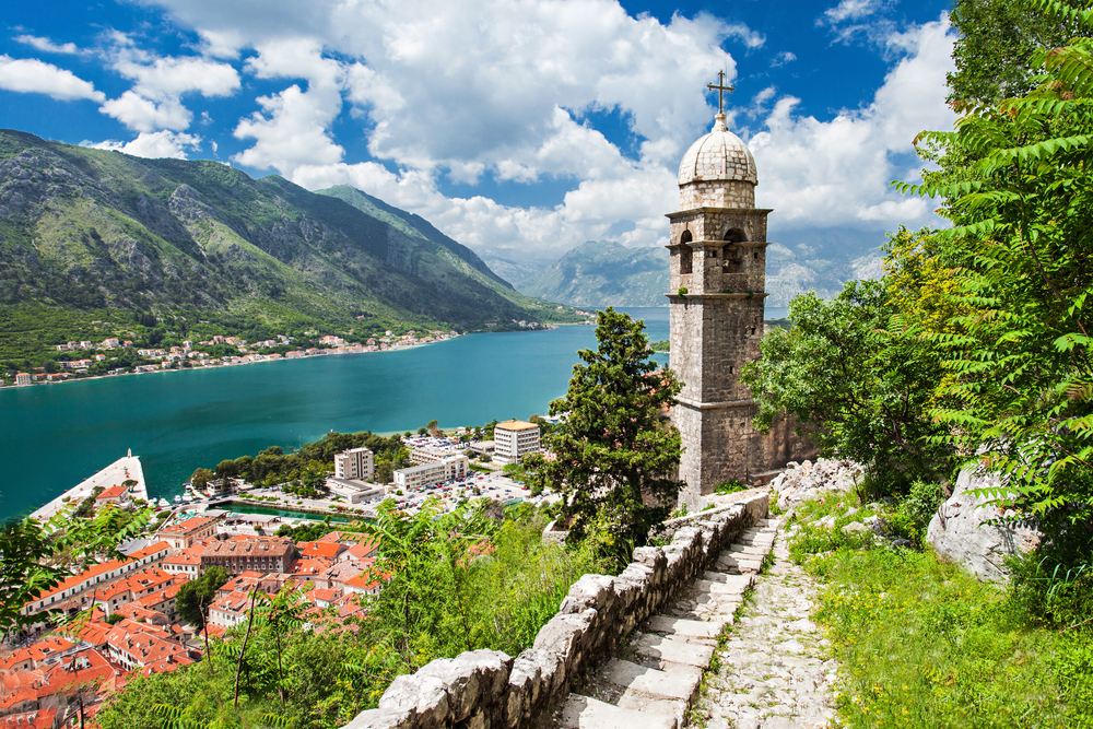 Things to do in Kotor view