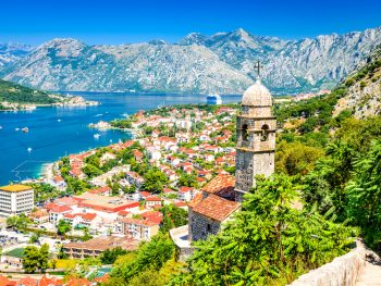 Things to do in Kotor panoramic view