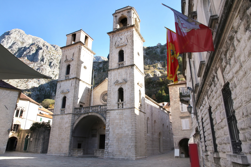Things to do in Kotor Cathedral of St Triphon